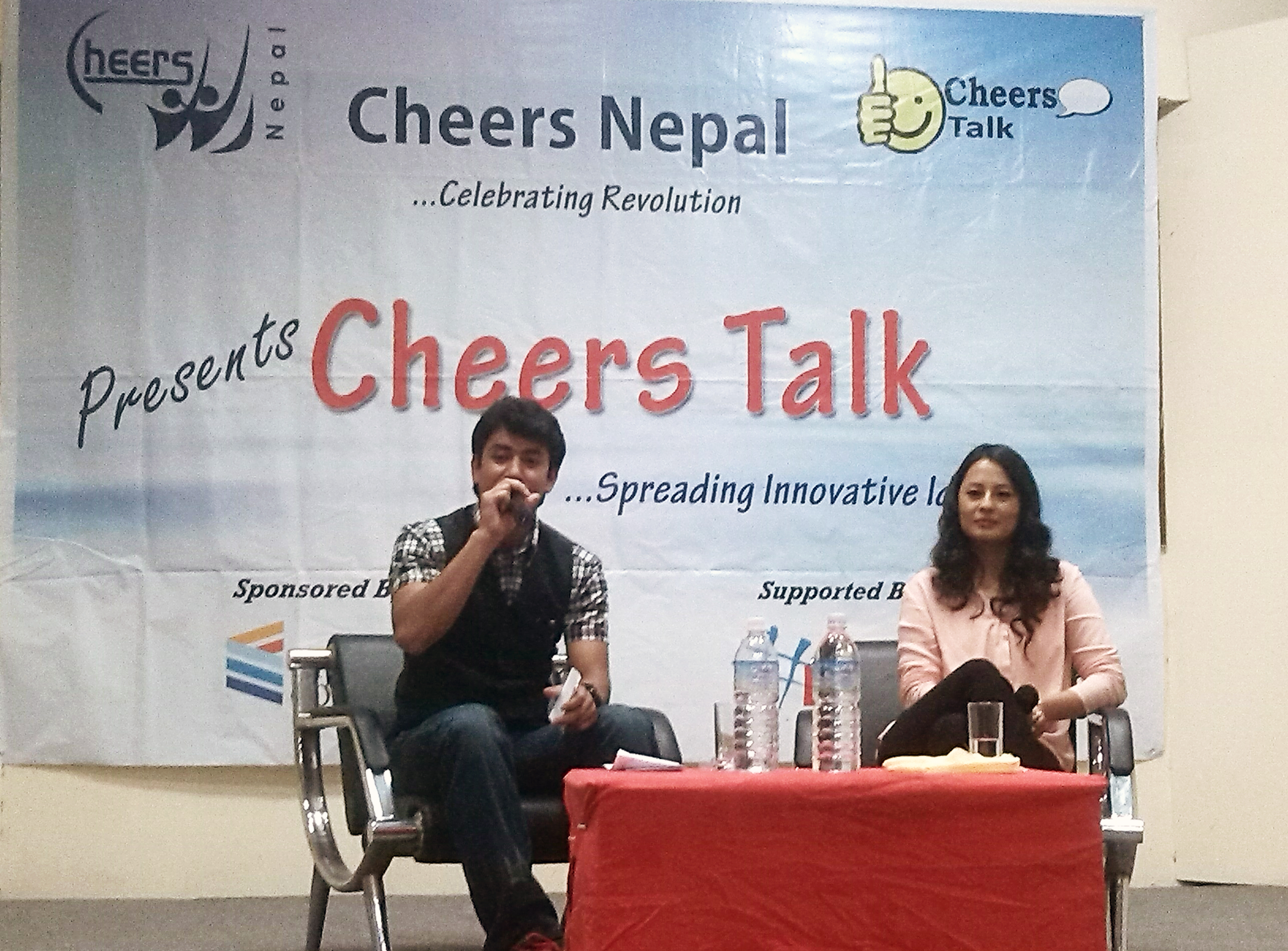 Cheers Talk with Malvika Subba