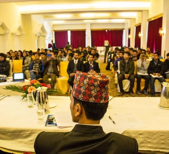 Youth Parliament with Experts
