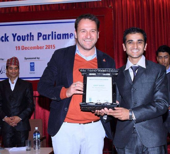 Mock Youth Parliament